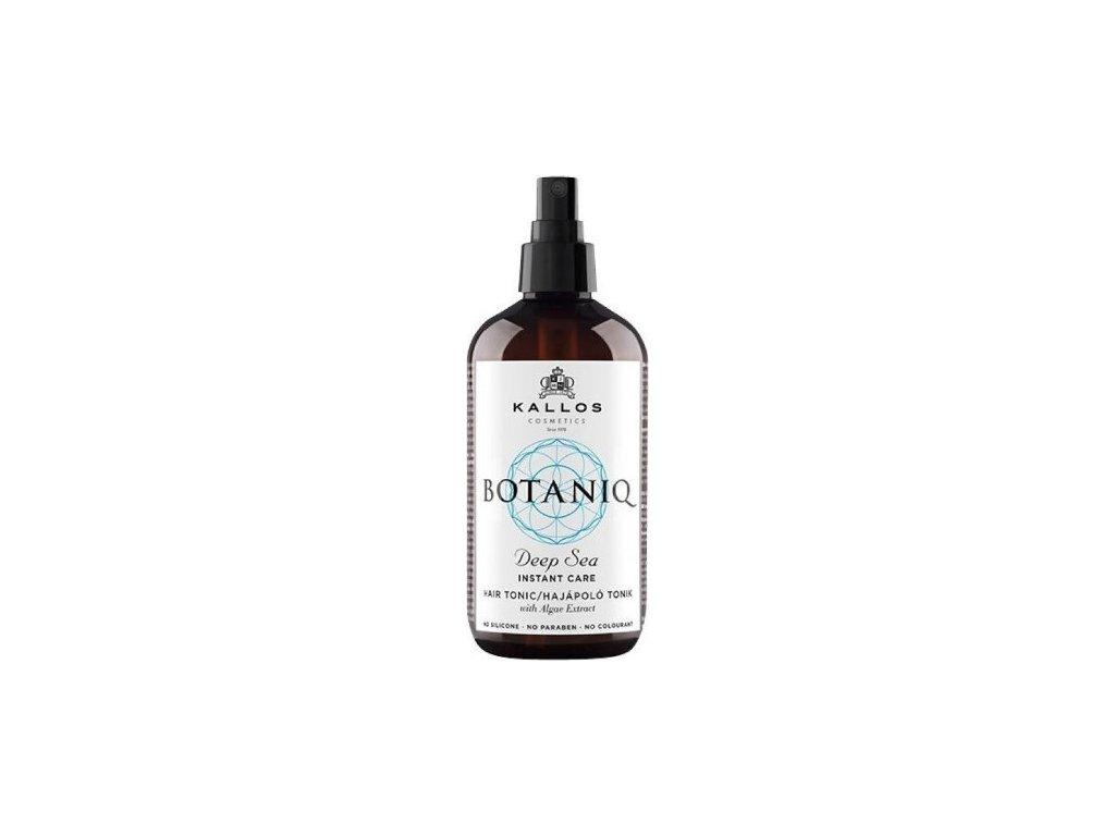 229070 kallos tonikum pro vyzivu vlasu botaniq deep sea instant hair tonic 300 ml