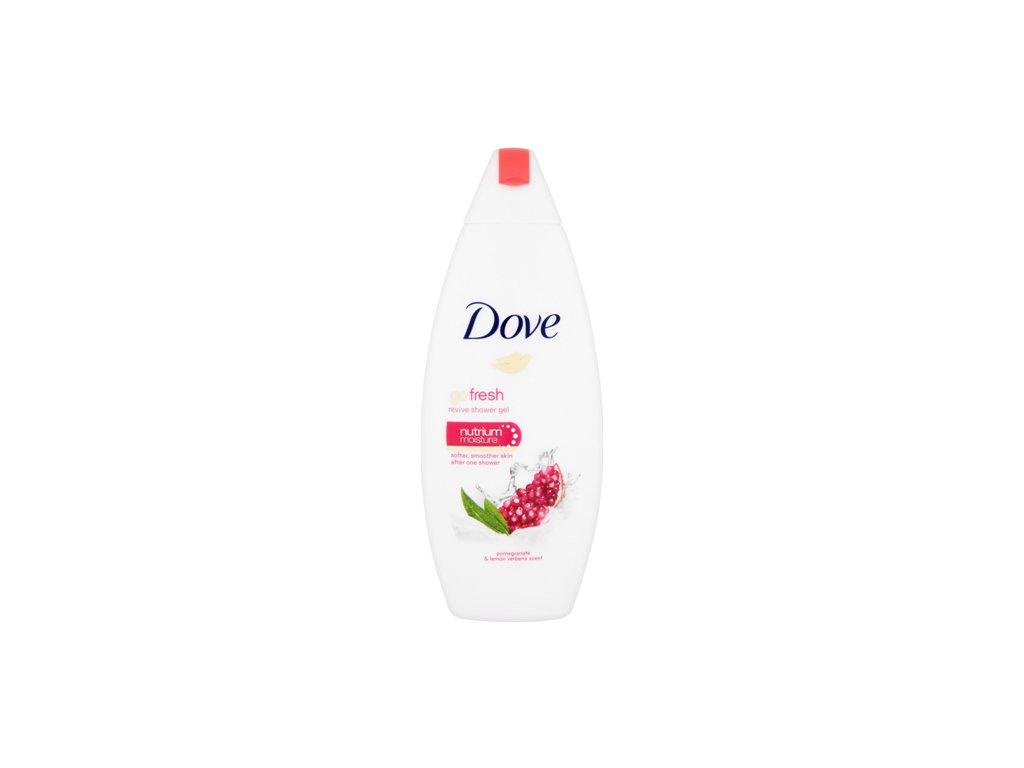 259538 dove vyzivujici sprchovy gel s vuni granatoveho jablka a citronove verbeny go fresh revive shower gel 250 ml