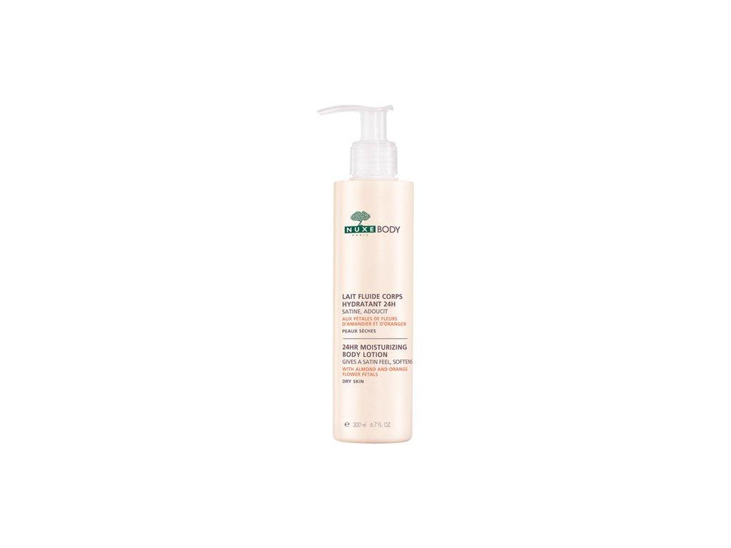 269417 nuxe hydratacni telove mleko pro suchou pokozku body 24hr moisturizing body lotion 200 ml