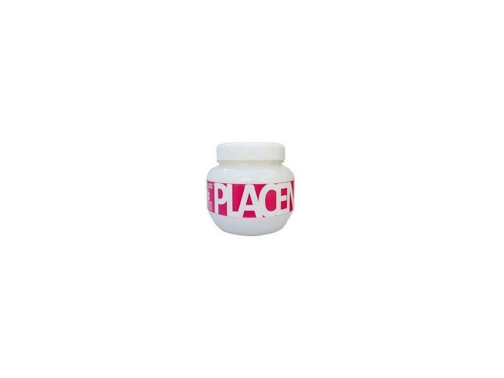 285395 kallos placenta ozivujici maska pro suche a poskozene vlasy s vytazkem z placenty 275 ml
