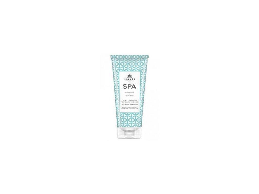 285536 kallos spa jemny sampon pro vsechny typy vlasu gentle shampoo 200 ml