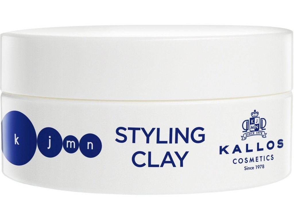 289907 kallos kjmn stylingovy jil na vlasy styling clay 100 ml