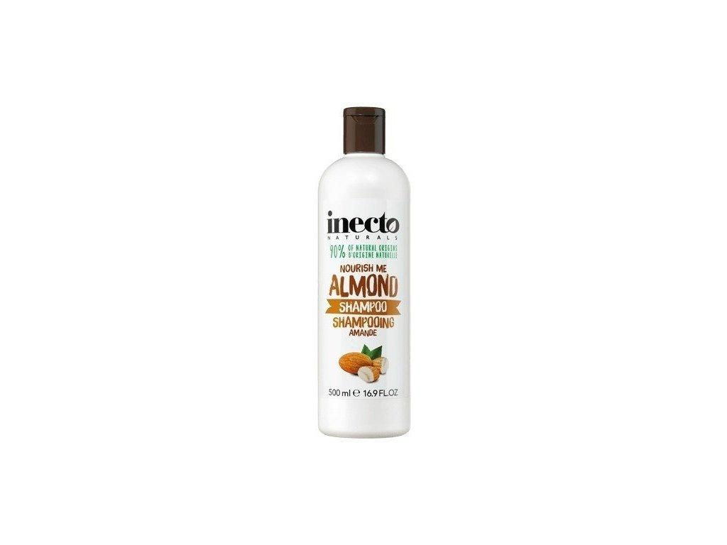 289952 inecto naturals sampon s mandlovym olejem vyzivujici 500ml