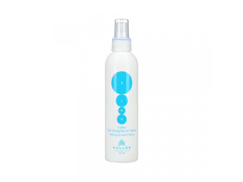 290003 kallos kjmn sprej pro narovnani a zehleni vlasu hair straightener spray 200 ml
