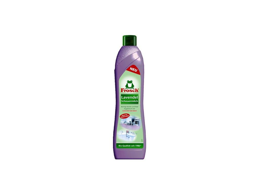 296828 frosch levandulovy cistici krem 500 ml