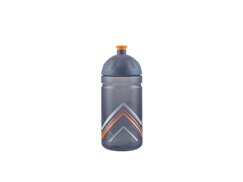 zdrava lahev bike hory oranzova 0 5l[1]