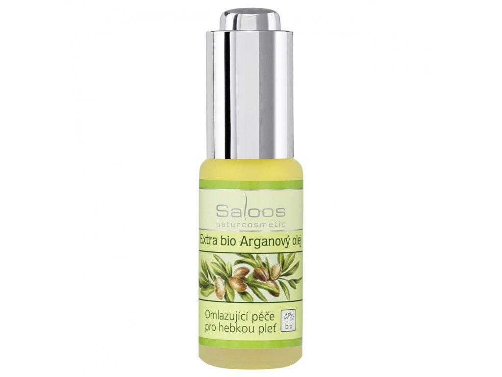extra bio arganovy olej 20 ml
