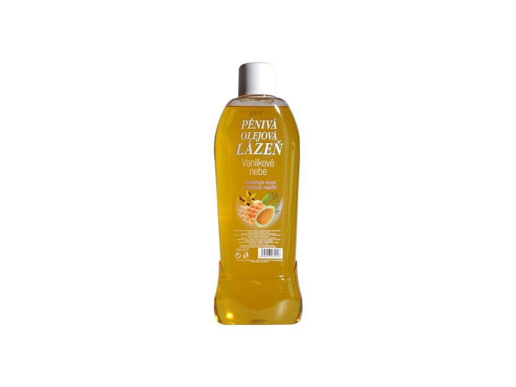 3291 chopa koupelova lazen vanilkove nebe 1 5 l