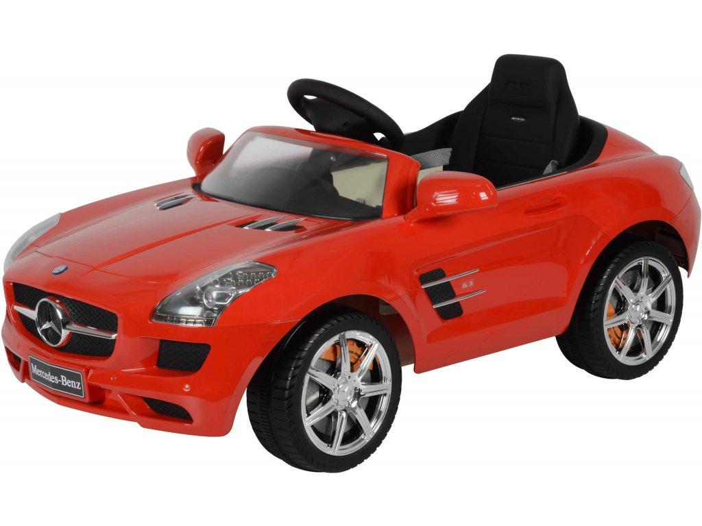 4545 buddy toys bec 7111 el auto mercedes sls cervena