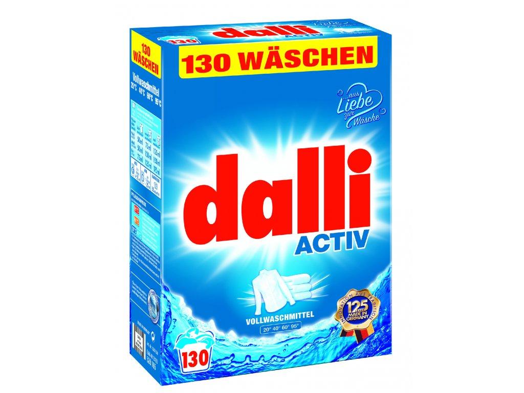 Dalli Activ univerzální prací prášek 130 PD 8,45 kg