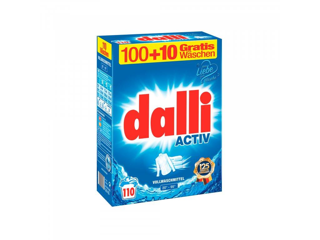 Dalli Activ univerzální prací prášek 110 PD 7,15 kg