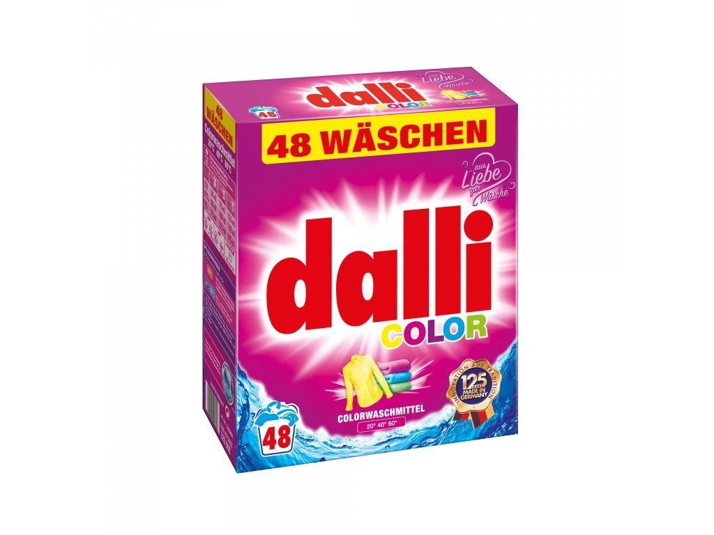 Dalli Color prací prášek 48 PD 3,12 kg