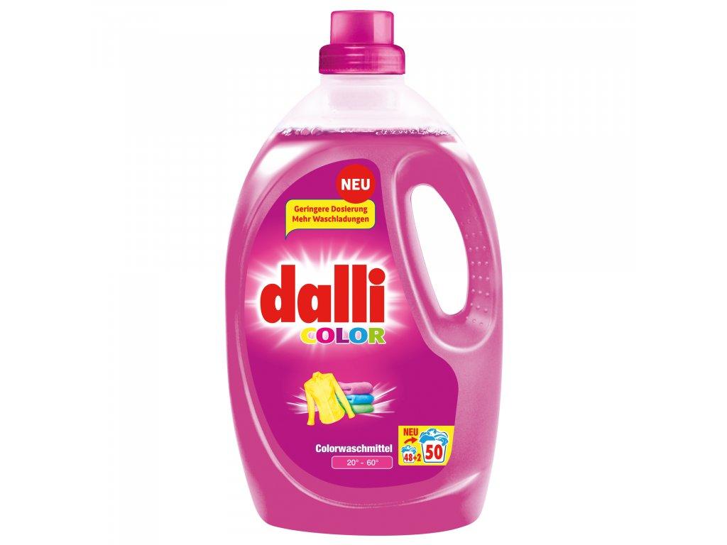 Dalli Color prací gel 2,75l, 50 PD