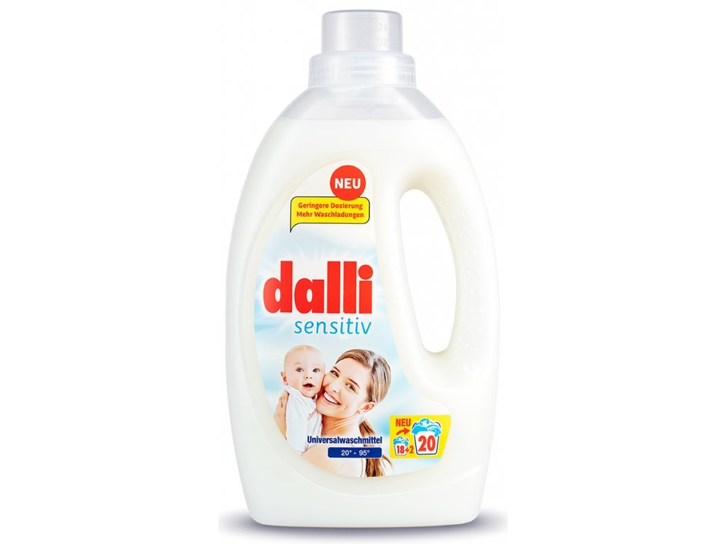2725 dalli sensitiv gel na prani pro citlivou pokozku 20 davek 1 1 l (1)