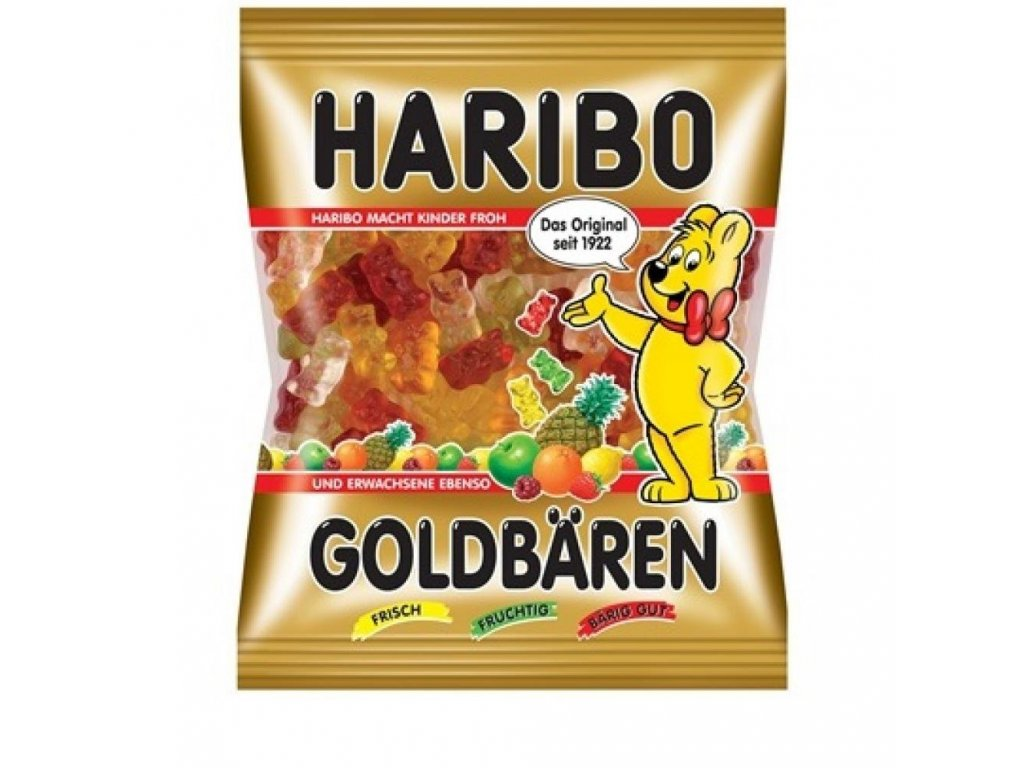 haribo zlaty medvidek 100g gum bonbony 5751 1946994 1000x1000 fit