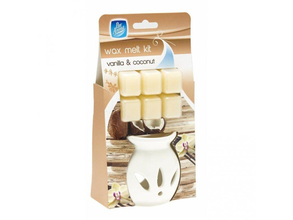 pan aroma aromalampa vosky vanilla coconut