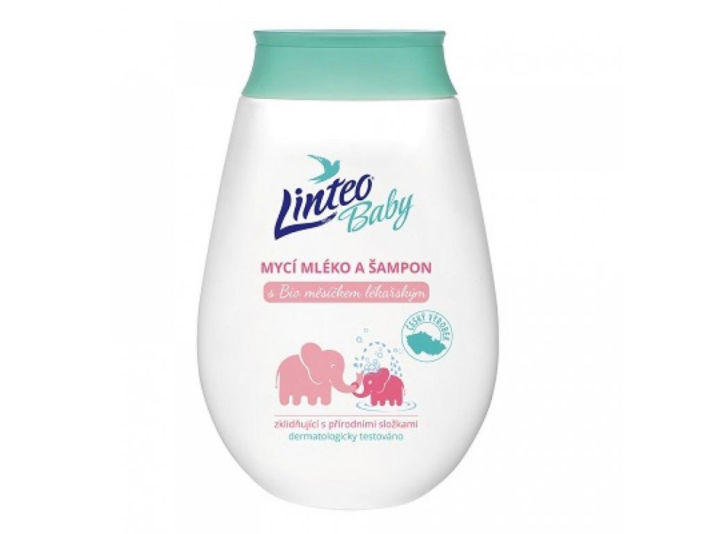 linteo baby myci mleko a sampon 250ml 352996 2118360 1000x1000 fit