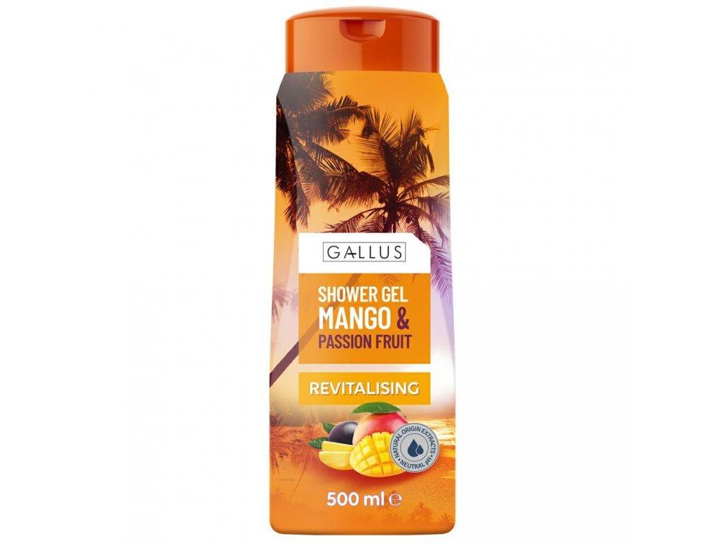 gallus zel pod pr 500ml mango 12