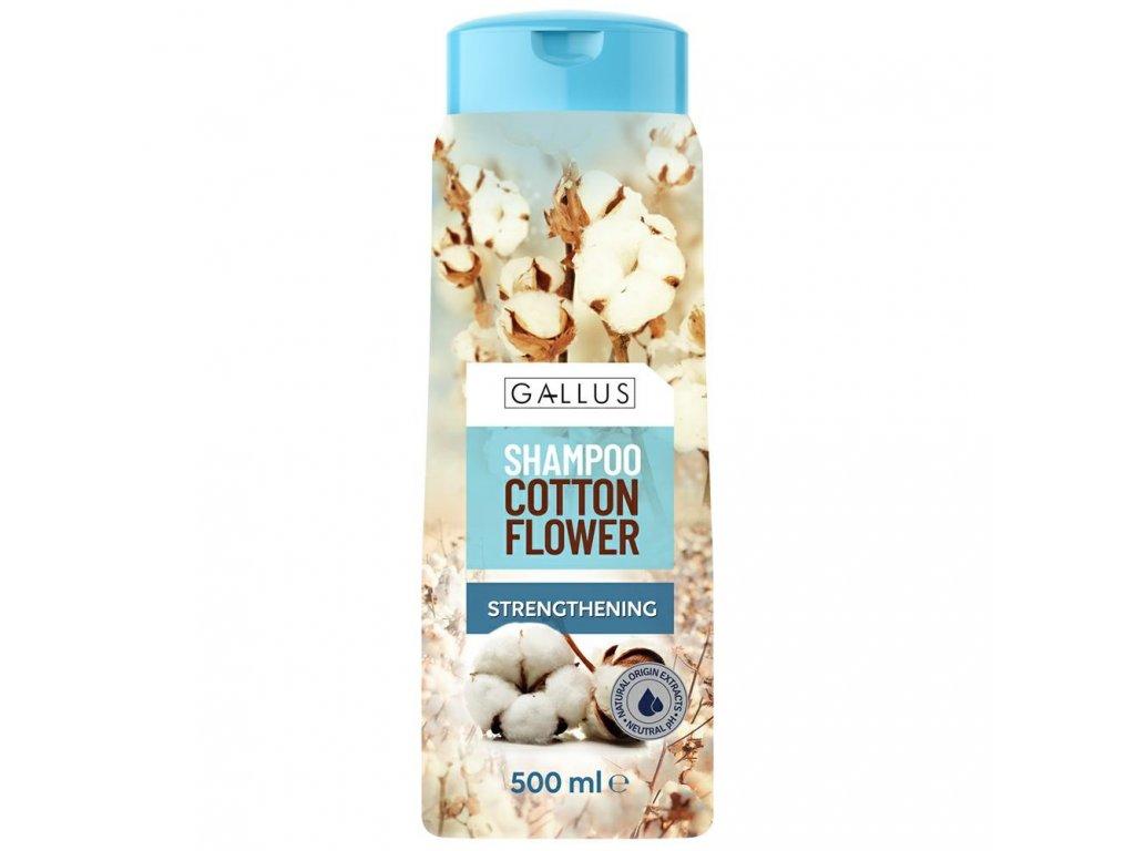 gallus szampon do wl 500ml cotton 12