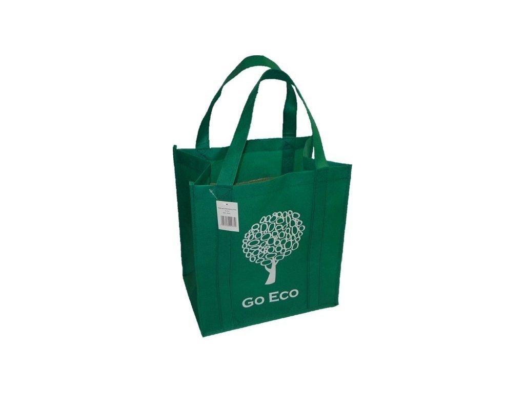 116450 2 188009 kappus nakupni taska go eco tmave zelena