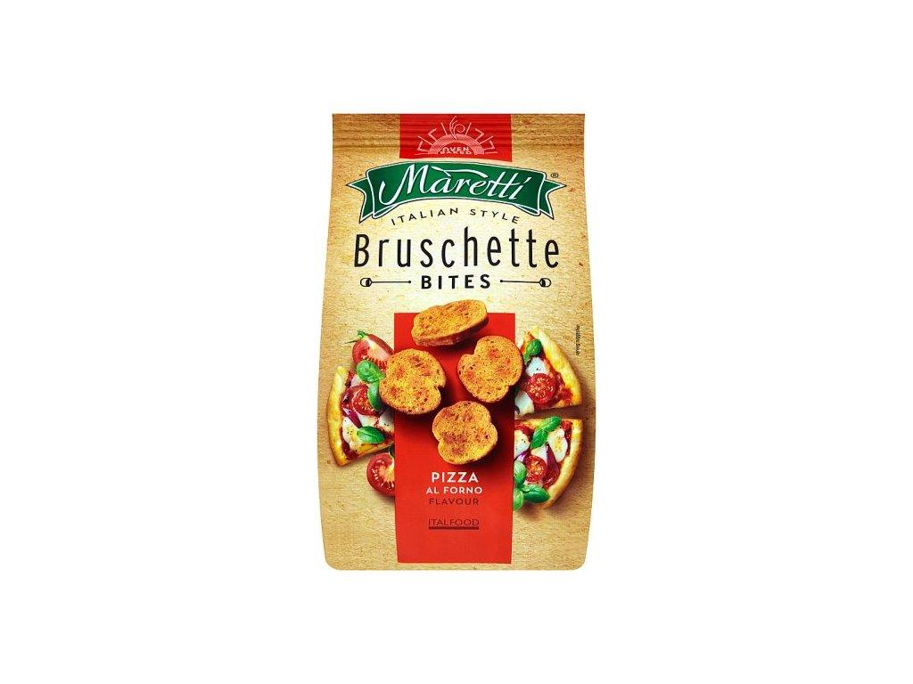 vyr 6721 Bruschette chips 70g pizza