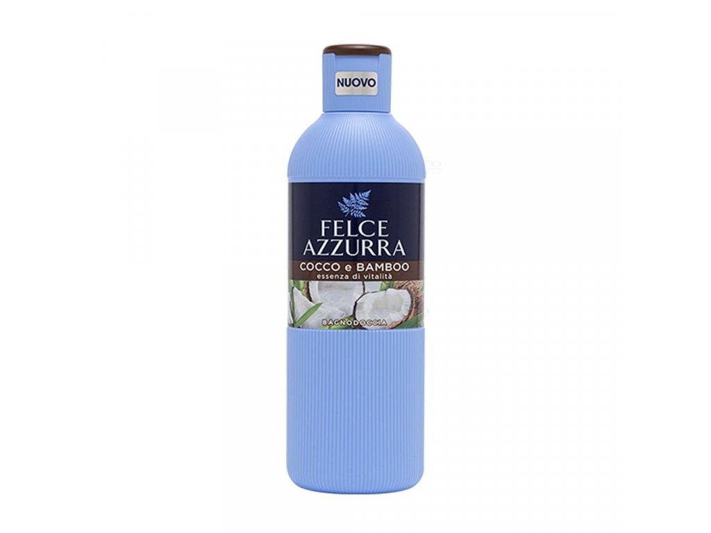 paglieri felce azzurra bathshower cocco and bamboo 650ml