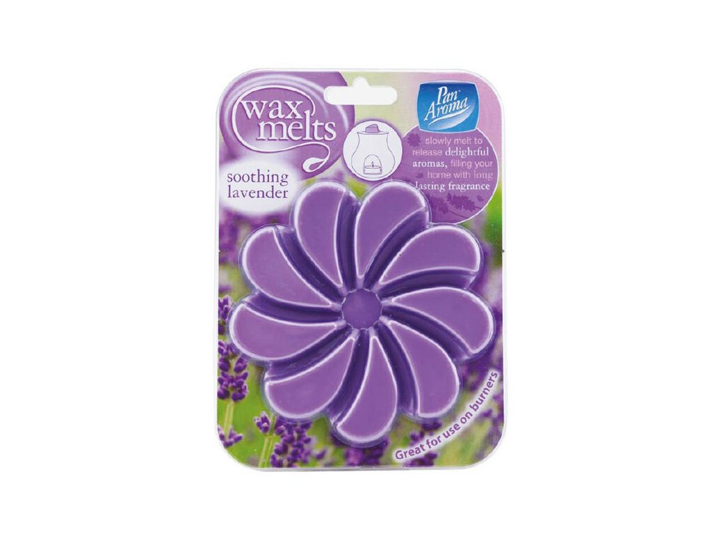 Scented Wax Melt Soothing Lavender wax melts 063698 hi res 0