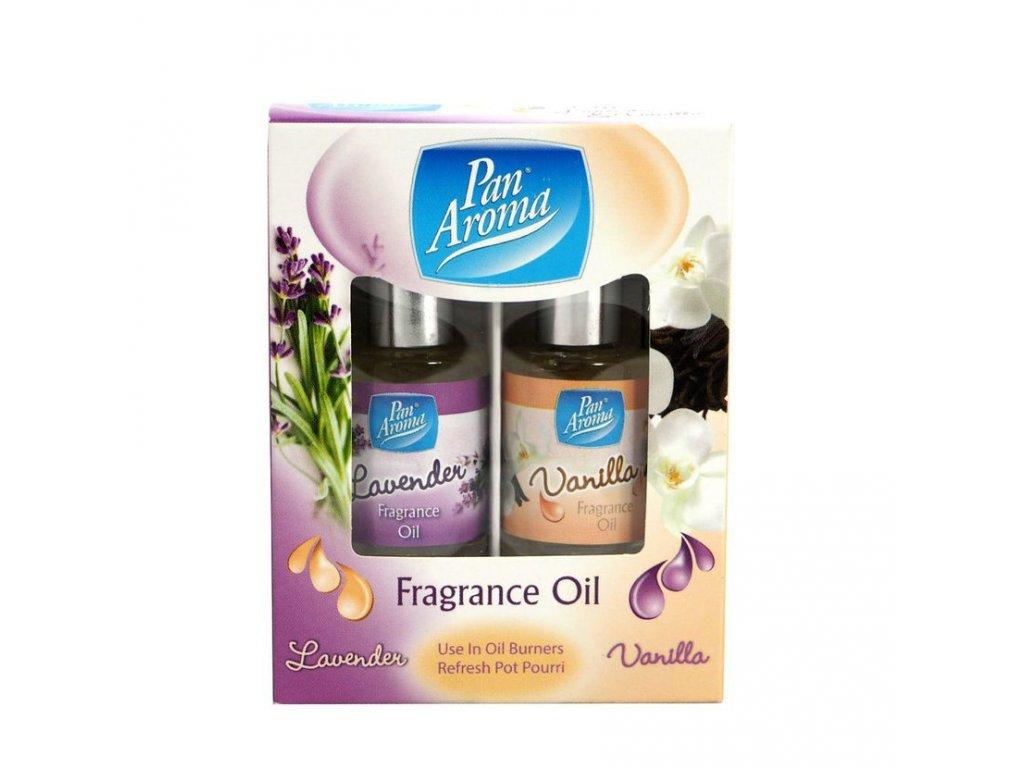panaroma oil lavendervanilla