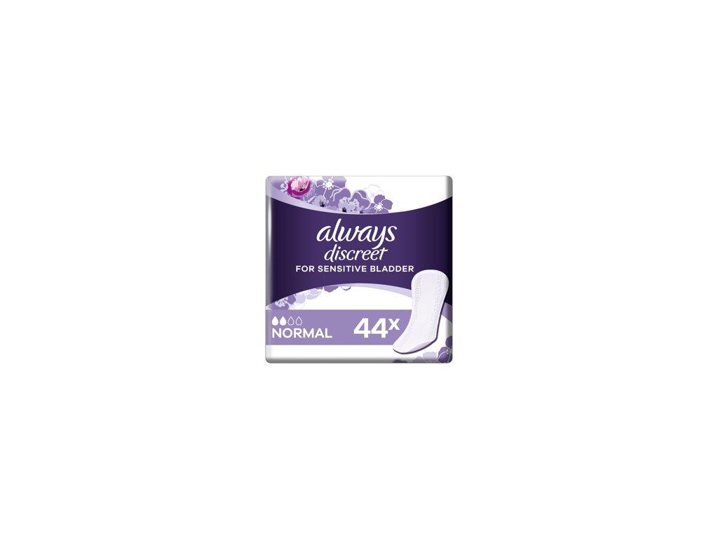 always discreet normal inkontinencni intimky 44 ks 66040