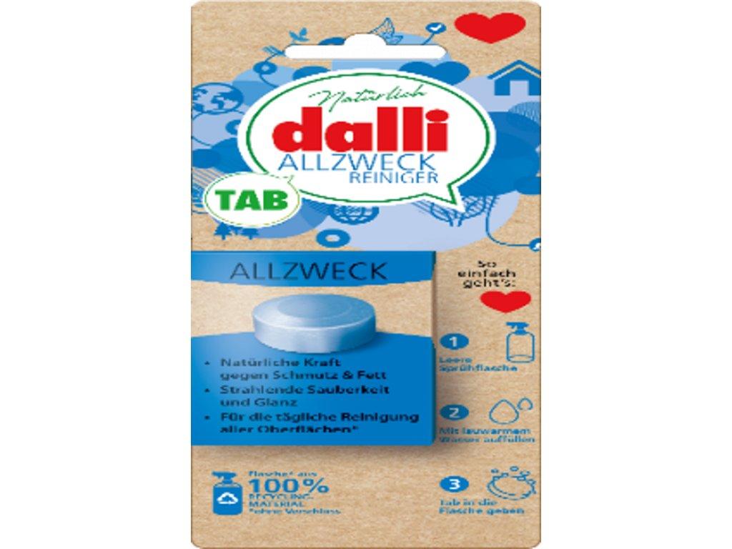 Univerzální čistící tableta Dalli 1x4g