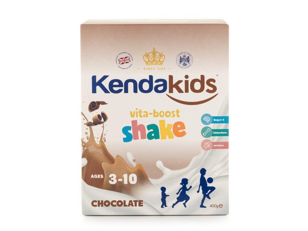 KENDAKIDS Kakaový instantní nápoj pro děti (400 g)