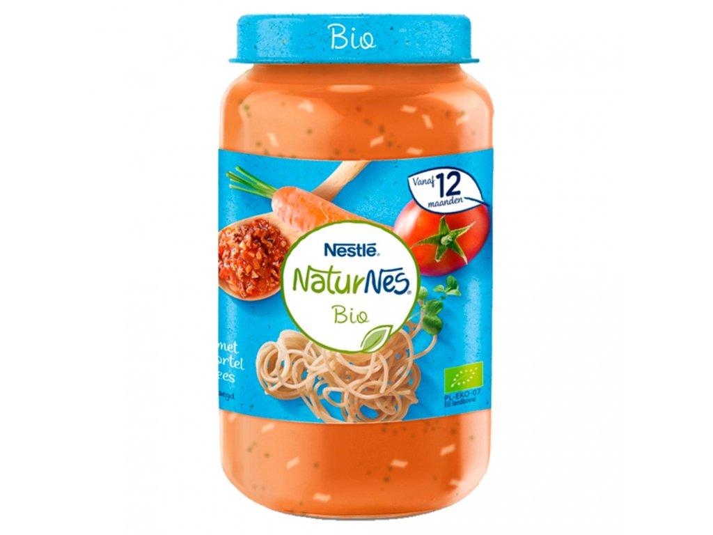 NaturNes BIO Spaghetti Bolognese 250g