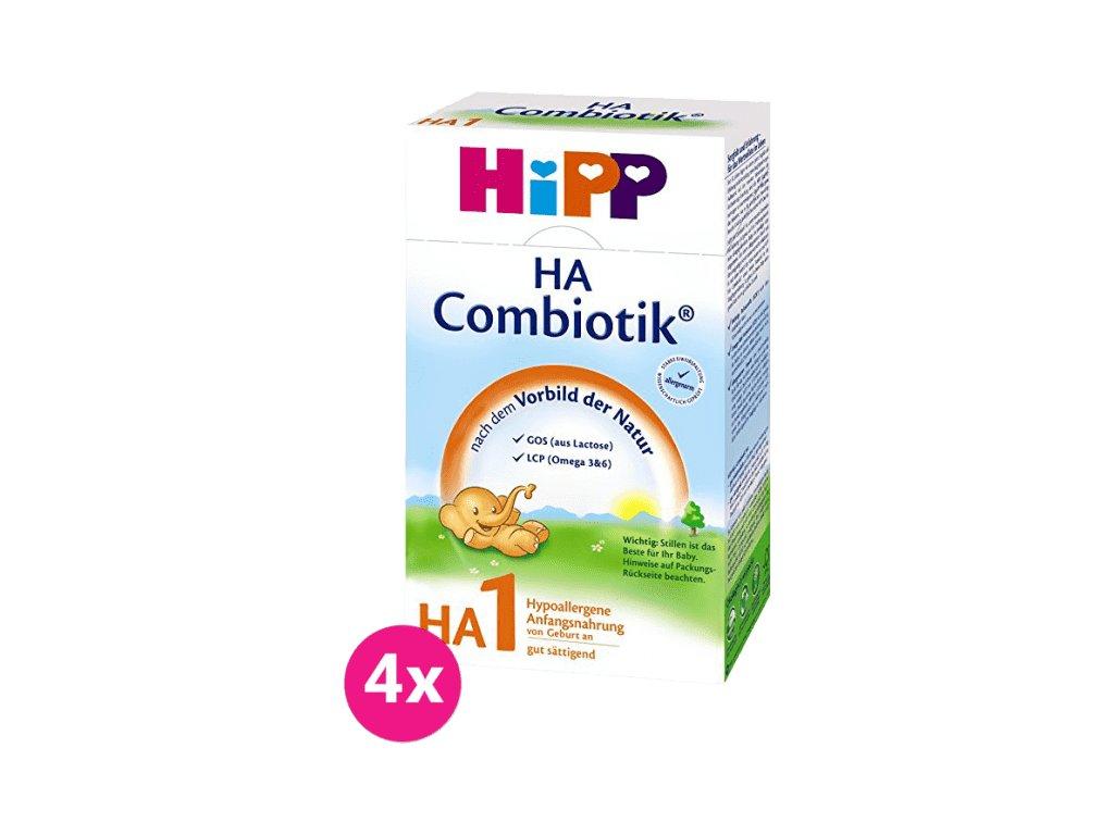 HiPP HA 1 Combiotik 4 x 500 g