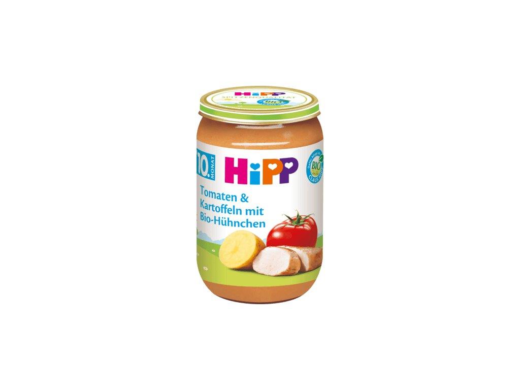 34861 hipp rajcata brambory bio kure 10m 220g