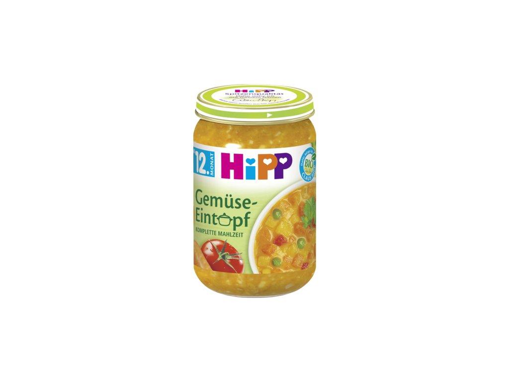 34903 hipp detske menu zeleninovy hrnec 12m 250g