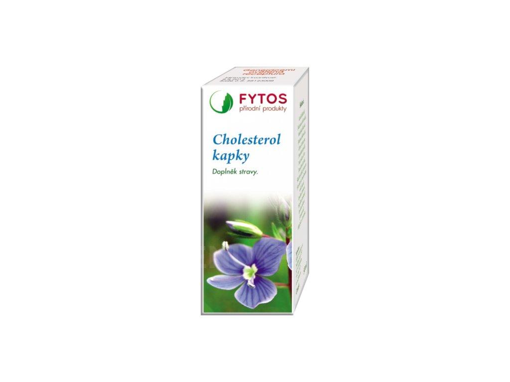 52143 fytos cholesterol kapky 50 ml