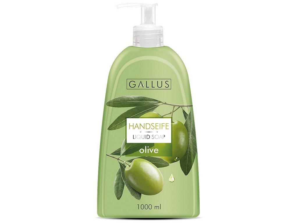 gallus mydlo w pl new 1l olive 8