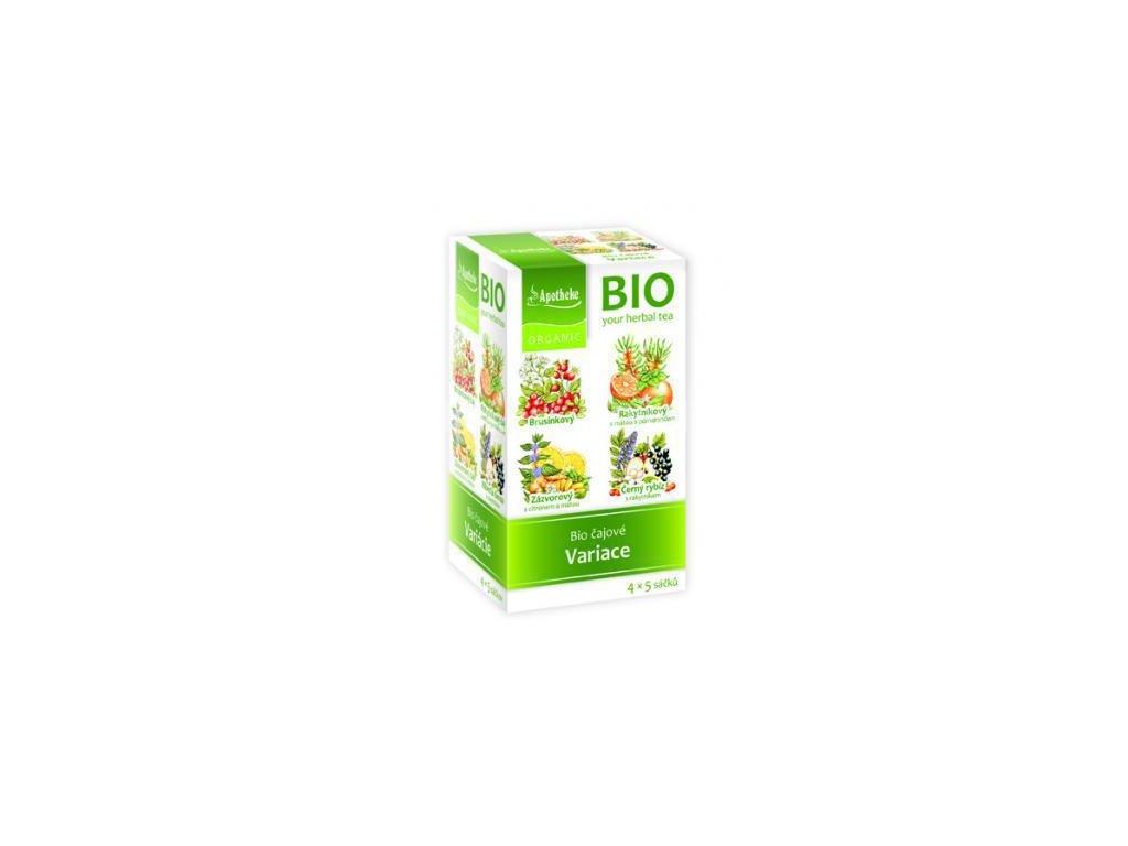55371 apotheke organic bio cajove variace 20 nalevovych sacku