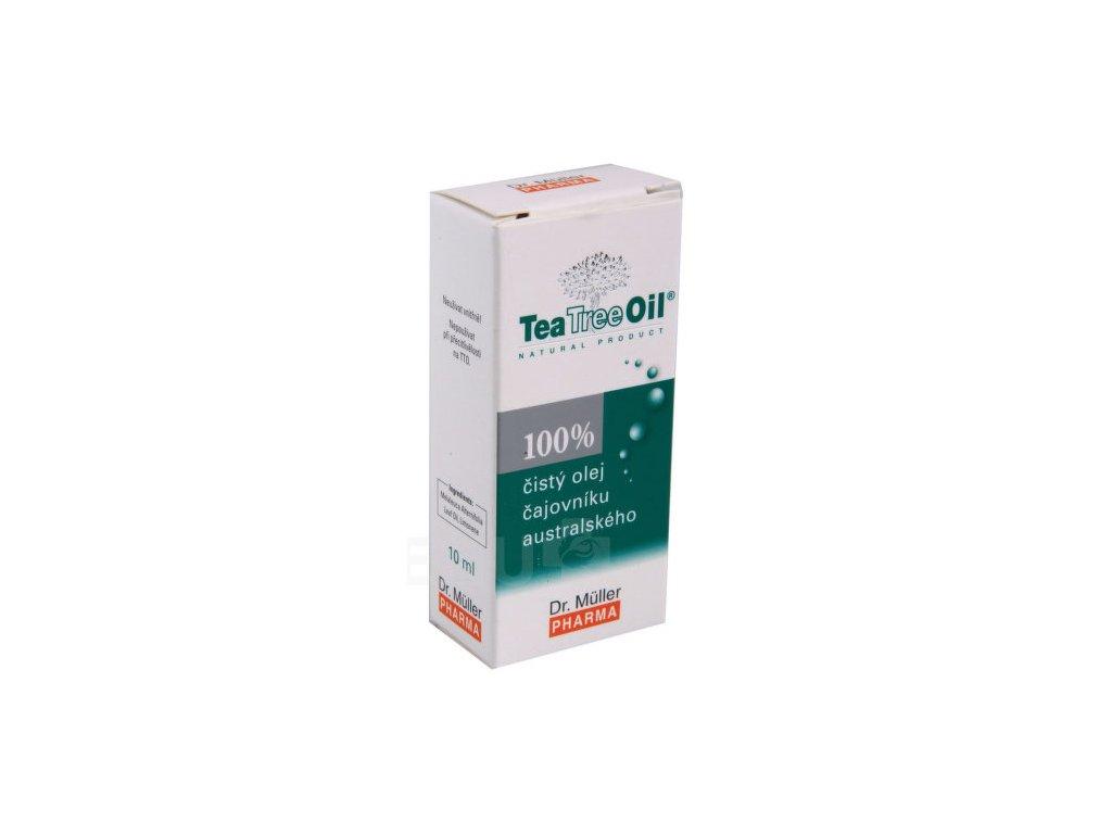 55716 dr muller tea tree oil 100 cisty 10ml