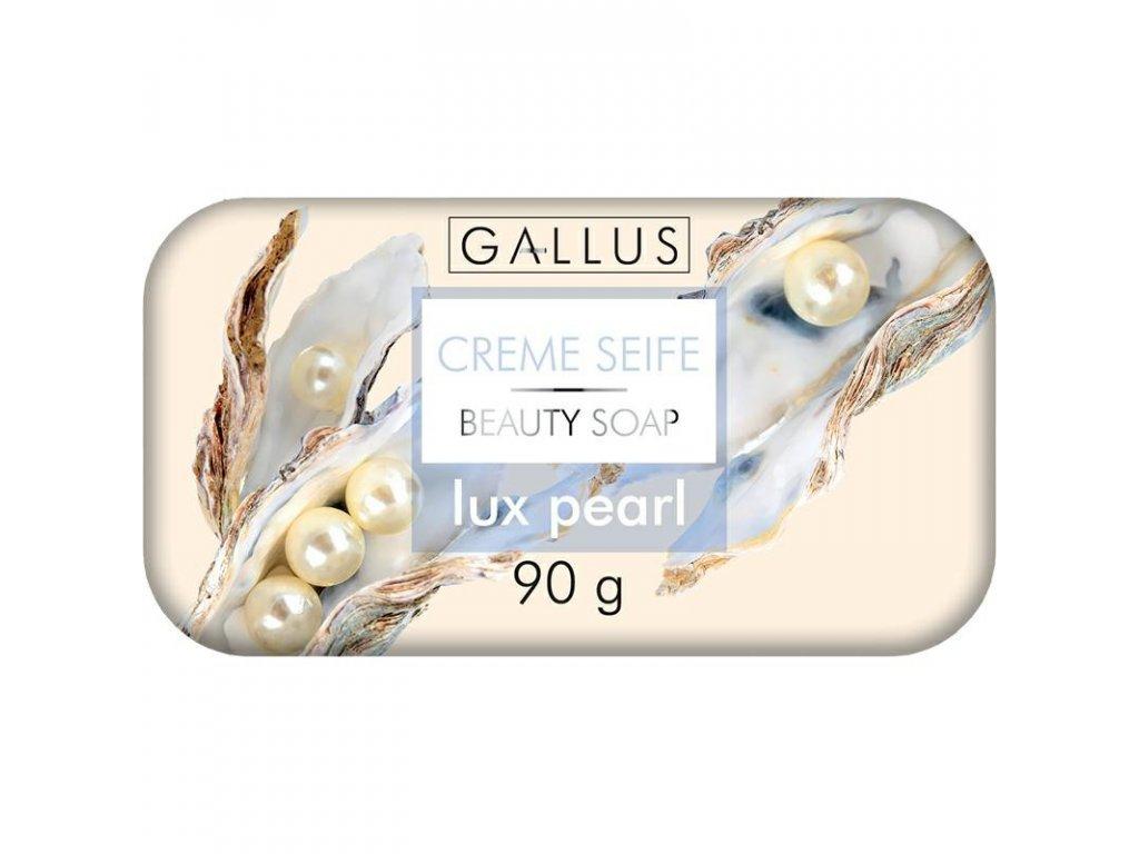 GALLUS, Krémové mýdlo, LUX PEARL, 90g