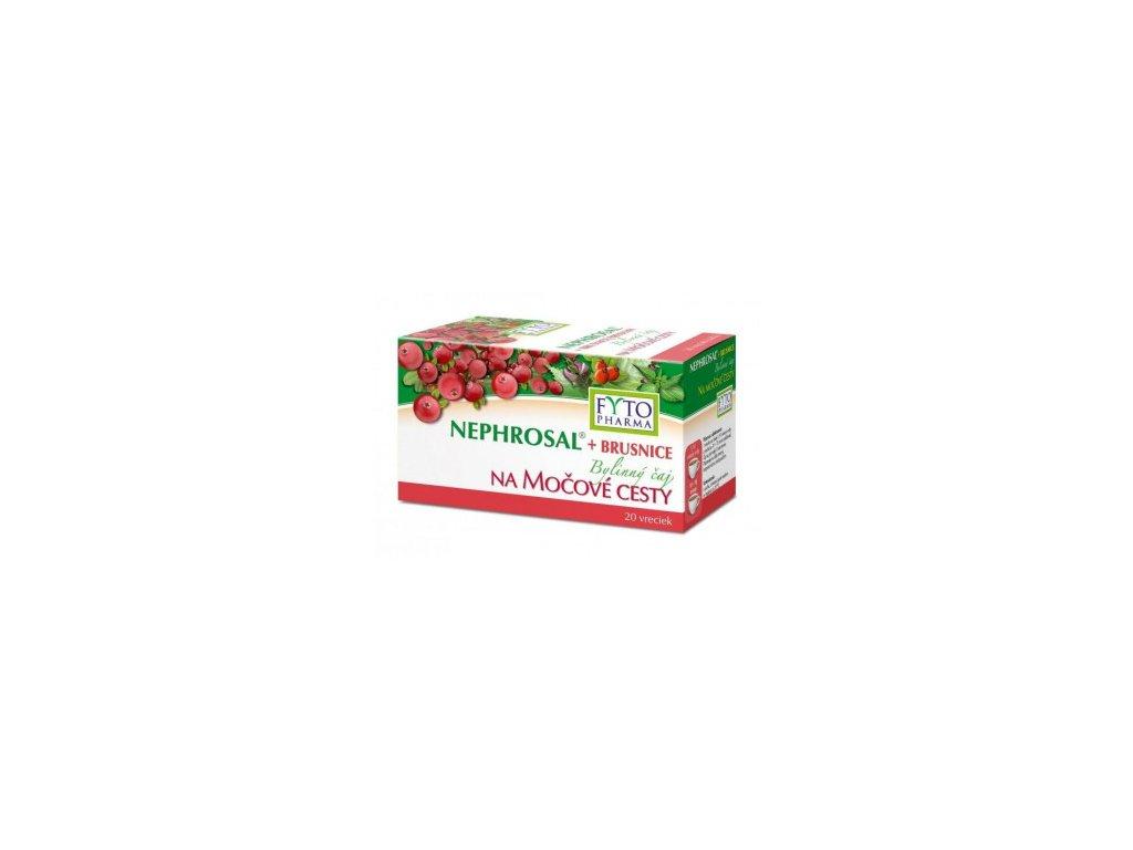 82724 fytopharma nephrosal brusinky bylinny caj 20x1 5g