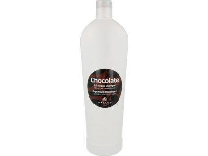 103496 kallos intenzivne regeneracni sampon chocolate chocolate full repair shampoo 1000 ml