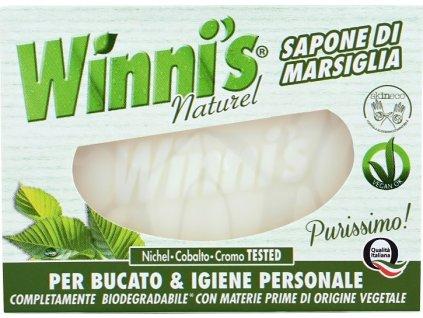 Sapone Marsiglia tuhé mýdlo pro osobní hygienu i ruční praní 250 g