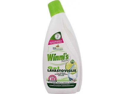 Winni´s, Winni´s Gel Lavastoviglie mycí gel do myčky na nádobí s vůní citrusů 750 ml