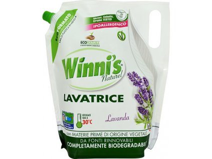 162422 1 winni s lavatrice ecoformato lavanda hypoalergenni praci gel s levanduli 1250 ml