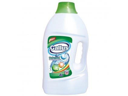 GALLUS, Prací gel, UNIVERZAL, 4L, 95 dávek