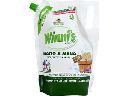 Winni´s, Winni's Bucato a Mano hypoalergenní prací gel s přírodním mýdlem 814 ml