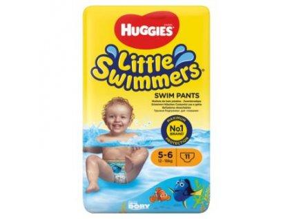 Huggies Little Swimmers plenky do vody vel. 5 6, 12 18kg 11ks