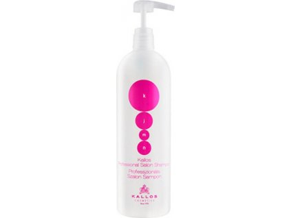 229124 kallos vyzivujici sampon pro obnovu a posileni vlasu kjmn professional salon shampoo 1000 ml