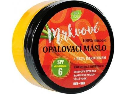253121 vivaco prirodni opalovaci mrkvove maslo of 6 150 ml